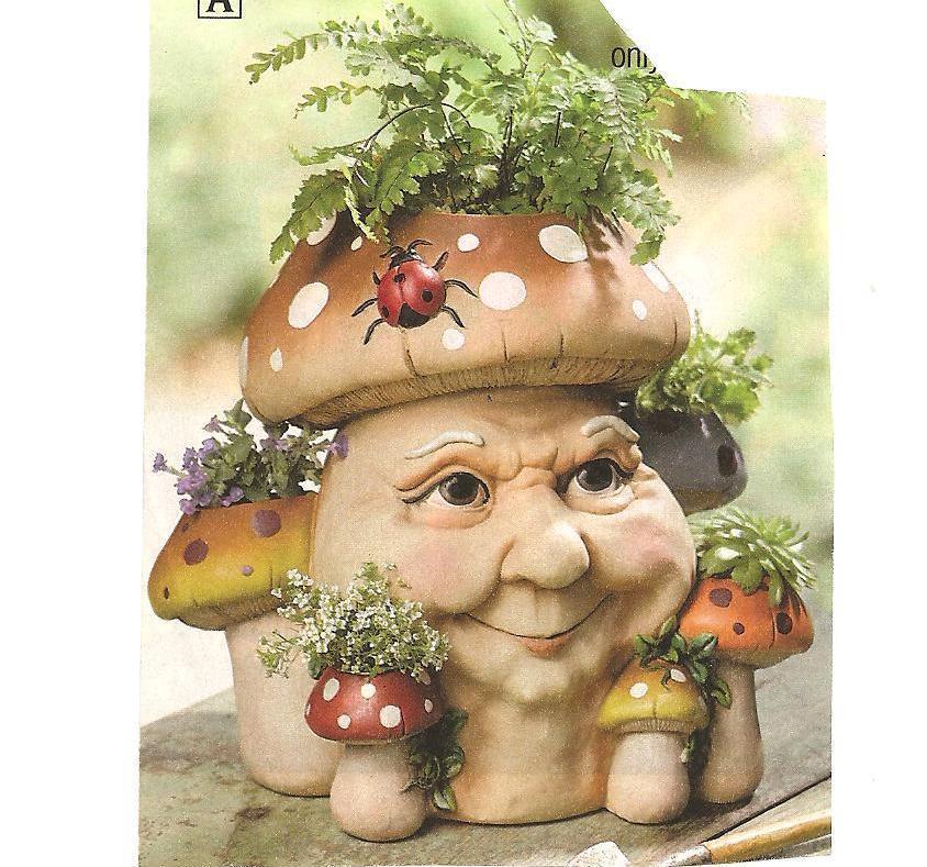 Jack Oh Mushroom
