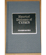 Historical Dictionary of Cyprus (European No. 6... - $19.99