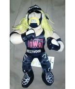 WCW NWO WWF Beanbag Brawler Hollywood Hulk Hoga... - $7.99