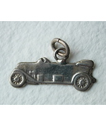 Old Time Car Auto Automobile Sterling Silver Ch... - $10.00