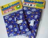 Buy Matching Sets - WRAP-N-MAT�®Matching Set~STAR SWIRLS Wrap & Snack Pouch