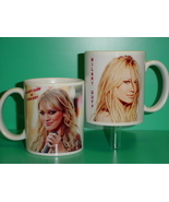 Hilary Duff 2 Photo Designer Collectible Mug - $14.95