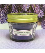 Herbal Lavender and Lemongrass PURE SOY 4 oz. J... - $5.25