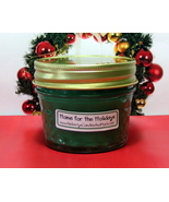 Home for the Holidays PURE SOY 4 oz. Jelly Jar ... - $5.25