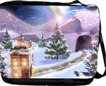 Buy Christmas Postcard Design Messenger Bag Laptop Bag
