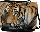 Buy Tigers Design Messenger Bag Laptop Bag