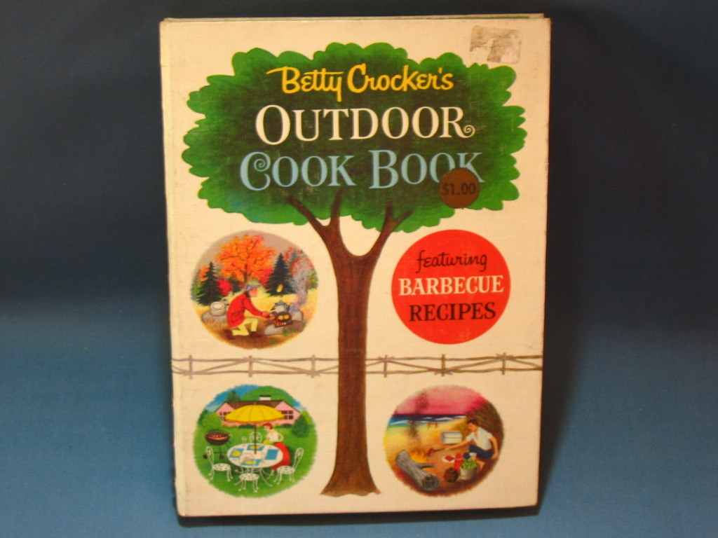 Betty Crocker's Outdoor Cook Book 1961