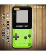 Iphone 5 Case Game Boy Color YM-GB01 Black - $16.99