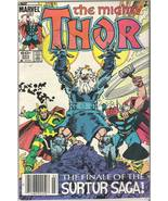The Mighty Thor #353 Marvel Comic Book - $4.99