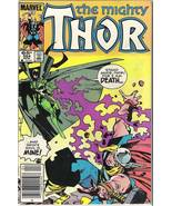 The Mighty Thor #354 Marvel Comic Book - $4.99