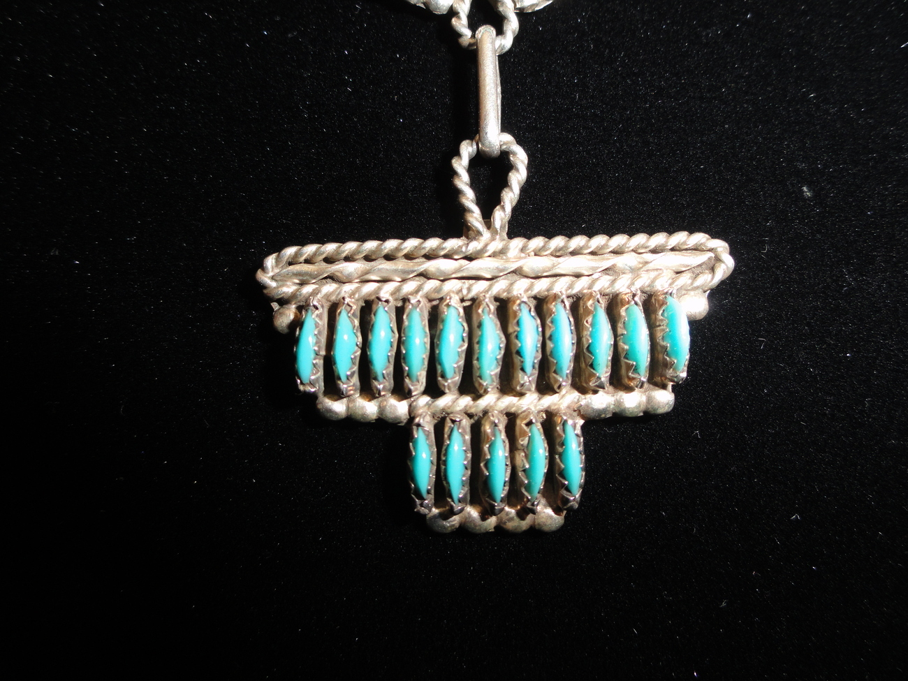 Nativeamericanzunisterlingneedlepointturquoisenecklace__4_