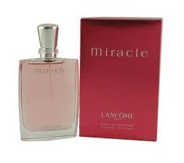 MIRACLE by Lancome EDP 3 4oz   100ml Women  Perfume