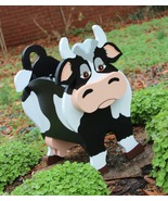 Whimsical Cow Wastebasket - $50.00