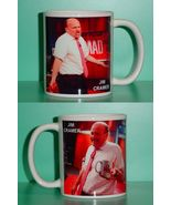 Jim Cramer Mad Money 2 Photo Collectible Mug 03 - $14.95