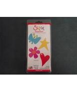 Sizzix Sizzlits Tag set  #3 set nip free shipping - $21.99