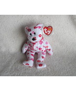 Ty Beanie Babies Baby Kissy the Bear Retired - $5.00