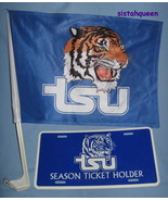 TSU Tennessee State University Tigers Flag Lice... - $29.77