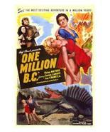 One Million B.C. 1940 DVD Victor Mature - $9.00