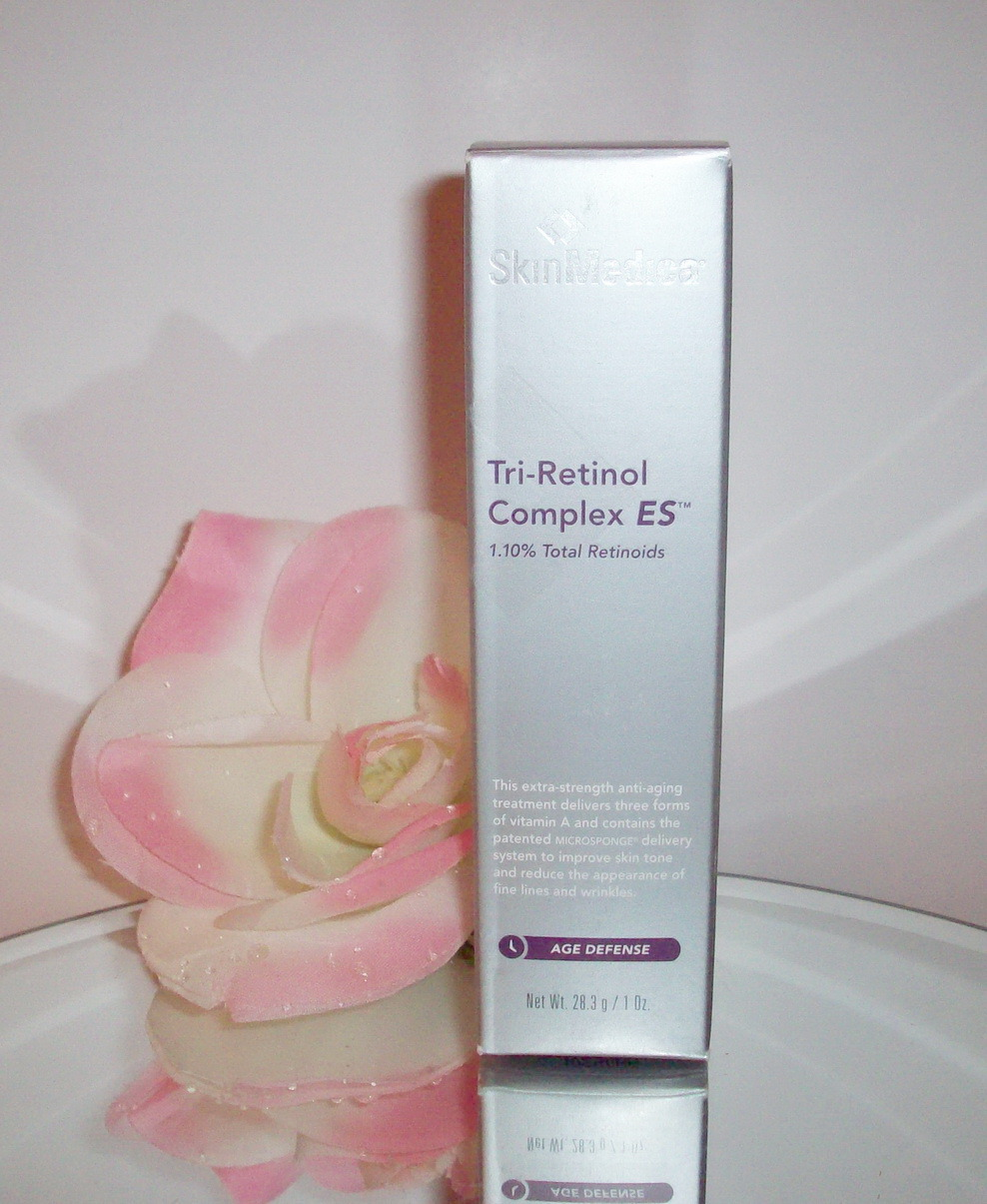 SkinMedica Tri-Retinol Complex ES 1.1% Total Retinoids 1oz Age Defense 