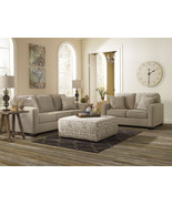 GREGG - CONTEMPORARY FABRIC SOFA COUCH & LOVESE... - $1,157.86