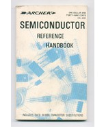 Archer Semiconductor Reference Handbook 276-4000 - $5.00