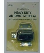 Automotive Relay Heavy Duty Archer 275-225 Vin... - $4.99