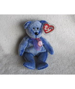 Ty Beanie Babies Baby Periwinkle the Bear Retired - $5.00