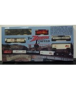 The Zenith Limited HO scale model electric trai... - $139.99