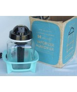 Vintage Hankscraft 202-B Glass Humidifier Vaporizer in Box, for Parts or Display - $24.99
