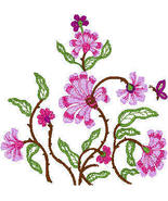 Assorted Embroidery Fabric Plus - $31.77