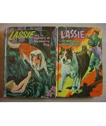 2 LASSIE TV Mystery of Bristlecone Pine Blackbe... - $3.00