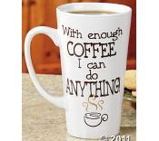 Coffee Java Mug New