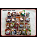 Toy Story 2 McDonalds Complete Set of 20 1999 N... - $79.99