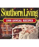 Southern Living Cookbook 1998 Annual Recipes Me... - $11.99