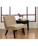 Ave Six Valencia Armless Living Room Accent Cha... - $149.99