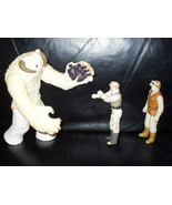 Vintage Star Wars 1981 Hoth Wampa With 1980 Fig... - $39.99