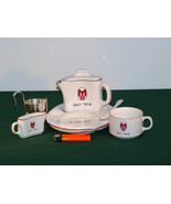 "Art Deco ""Mitropa"" Tea and Coffee Service - $175.00"