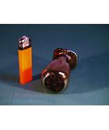 A  Modern Designer Iridescent Art Glass Object.  - $65.00