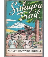 Siskiyou Trail by Ashley Howard Russell,  Signe... - $17.50