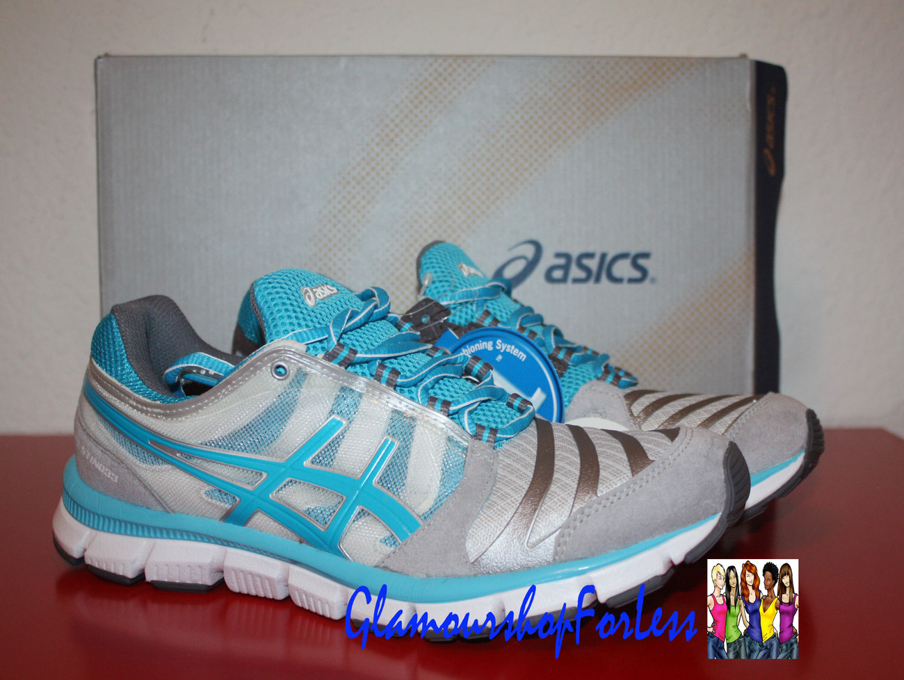 ASICS WOmens Gel Sting 33 , Size : 7.5