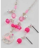 Kids' Ballerina Charm Childrens' necklace post ... - $11.87