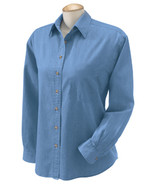 Blank 12 WOMENS Long Sleeve DENIM SHIRTS Wholes... - $177.78