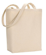 12 Canvas TOTE BAGS Craft Supplies JUMBO TOTE BAG - $81.94