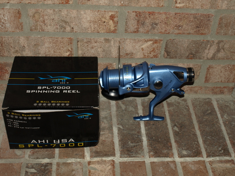 AHI USA SPL-7000 Spinning Reel