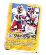 GameDay NFL Football 1994 Packs,  Faulk Rookie - $1.95