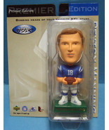 PEYTON MANNING Indy Colts Bobblehead Collection... - $21.55