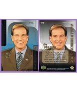 Jim Nantz 2004 Upper Deck Golf Commentary Card #52 - $1.00
