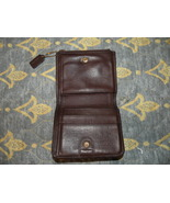 COACH Vintage Leather Wallet SOLD TO RJSHOPS