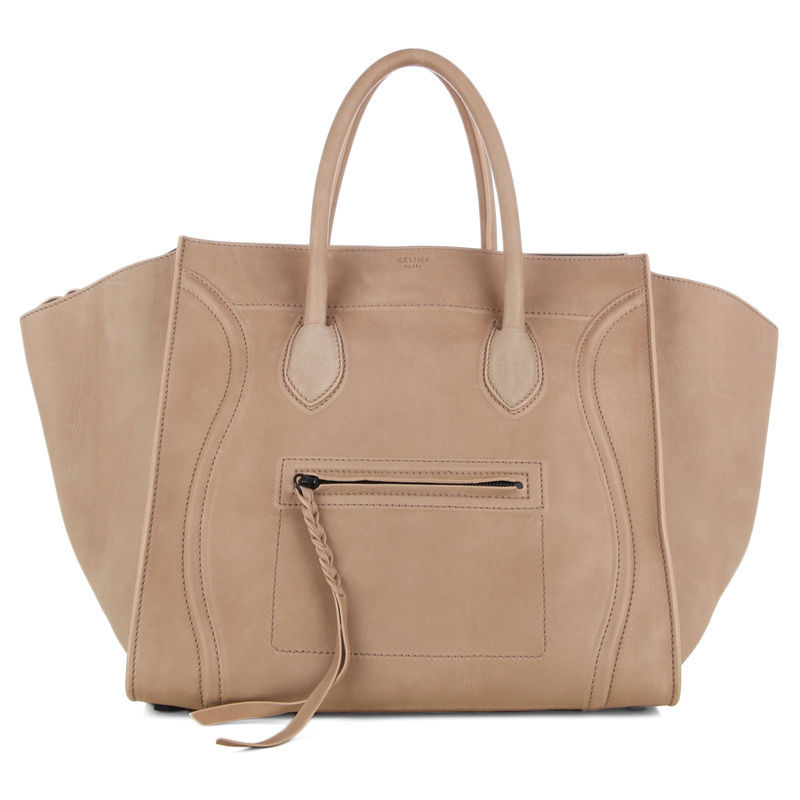 CELINE PHANTOM TAUPE LUGGAGE BAG