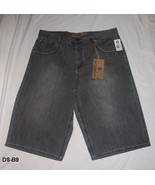 Southpole Size 42 Short Denim Grey Sand Premium... - $19.99